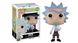 Rick Funko POP! Rick & Morty